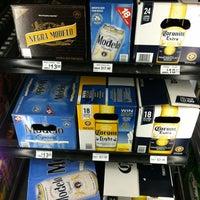 Photo taken at Top Valu Liquor by Paula R. on 10/21/2012