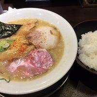 Photo taken at 光麺 恵比寿店 by Takashi K. on 7/19/2017