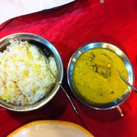 Photo taken at Calcutta Indian Cuisine by Jc F. on 9/26/2013