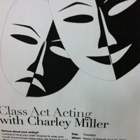 Photo taken at Class Act Acting by Charley M. on 4/10/2013