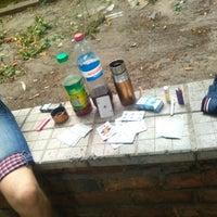 Photo taken at Дворик у Доры by Vlad 👆 P. on 7/20/2015