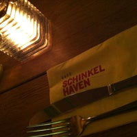 Photo taken at Café Schinkelhaven by Michel M. on 1/28/2013