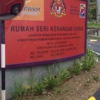 Photo taken at Rumah Sri Kenangan Cheras, Jabatan Kebajikan Masyarakat by Hanis Adiela Z. on 11/9/2016