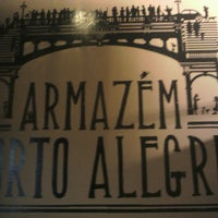 Photo taken at Armazém Porto Alegre by Coiote F. on 11/12/2014