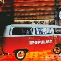 Photo taken at The Populist by Osman K. on 11/19/2015