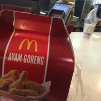 Photo taken at McDonald's / McCafé by Alif F. on 6/19/2017
