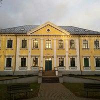 """Photo taken at Daugavpils Universitātes Studiju un pētniecības centrs """"Ilgas"""" by Edgars N. on 2/2/2016"""