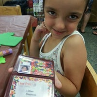 Photo taken at Deer Park Public Library by Stephanie T. on 6/24/2013