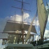 Das Foto wurde bei Maritime Museum of San Diego von Junxiao S. am 10/11/2012 aufgenommen