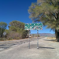Photo taken at Extraterrestrial Highway by Junxiao S. on 3/19/2014