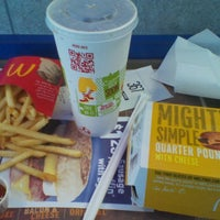 Photo taken at McDonald's by sunny on 8/29/2013