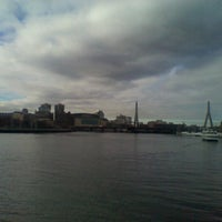 Photo taken at Massachusetts Bay Lines Inc by sunny on 12/20/2012