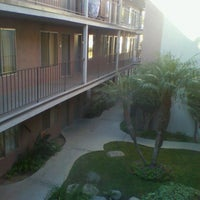 Photo taken at Days Inn And Suites San Diego Near Sea World by sunny on 11/9/2013