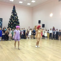 Photo taken at Школа №175 by Cytty on 12/25/2013