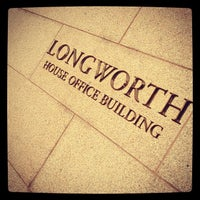 Photo taken at Longworth House Office Building by Carlos B. on 1/21/2013