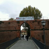 Photo taken at Fortezza da Basso by Marcello C. on 11/29/2012