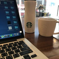 Photo taken at Starbucks by DJ John on 6/3/2017