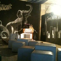 Photo taken at Save Water Drink Beer @Star Avenue by DJ John on 8/10/2013