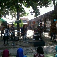 Photo taken at SMA Negeri 1 Surakarta by amelia imas v. on 5/24/2013