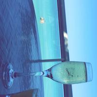 Photo taken at Travellers Beach Resort by Lauren D. on 3/26/2018