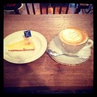 Photo taken at café uwaito by takanoah on 12/7/2013