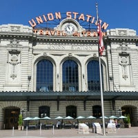 Photo taken at Denver Union Station by Paul D. on 9/1/2015