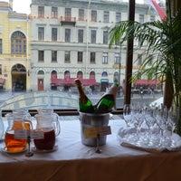 Снимок сделан в Corinthia Hotel St.Petersburg пользователем Tatie D. 8/6/2013