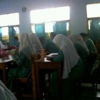 Photo taken at XI. Science 3 SMAN 1 Cikarang Pusat by Nutria Y. on 2/5/2013