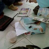 Photo taken at XI. Science 3 SMAN 1 Cikarang Pusat by Nutria Y. on 1/12/2013