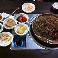 Photo taken at Yang Won Restaurnat (장원) by Mariel A. on 1/31/2014