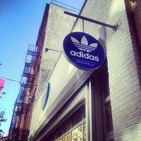 Photo taken at adidas Originals by Redha J. on 9/30/2012
