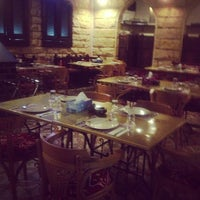 Photo taken at Khan Farouk Tarab Cafe by Redha J. on 10/10/2012