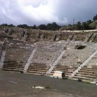 2/23/2013 tarihinde Serkan E.ziyaretçi tarafından Antik Tiyatro'de çekilen fotoğraf