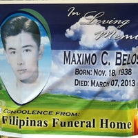 Photo taken at Mabini Catholic Cemetery by JanetIvin L. on 3/10/2013