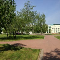 Photo taken at State University of Management by Marie💋 on 5/13/2013