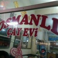 Photo taken at Osmanlı Çay Evi by Ismail K. on 8/23/2016