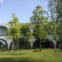 Photo taken at 多摩美術大学 メディアセンター by Tsubasa Y. on 5/13/2014