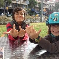 Photo taken at Farggi Cafe by Adrian I. on 11/18/2012