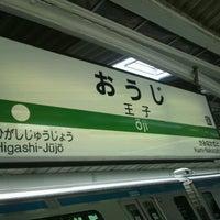 Photo taken at Ōji Station by Fuu j. on 7/20/2013