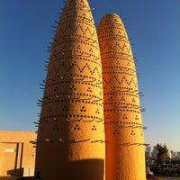 Photo taken at Katara Cultural & Heritage Village by Me B. on 2/22/2013