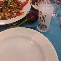 Photo taken at İncik's Balık Evi by özge G. on 1/13/2018