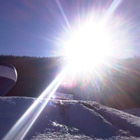 Photo taken at Consorzio Skipass  Paganella by Lucy D. on 3/4/2013