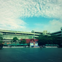 Photo taken at Taweethapisek School by RavikornGun'S on 8/8/2014