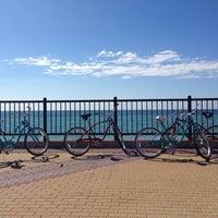 Снимок сделан в Набережная Олимпийского парка пользователем Vitaly T. 9/26/2014