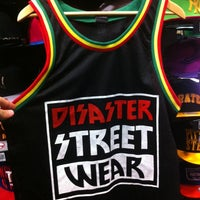 Photo taken at Disaster Street Wear by Manuel C. on 11/22/2013