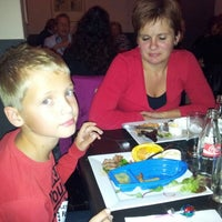 Photo taken at Grieks Restaurant Alexy's by Michel v. on 9/22/2012