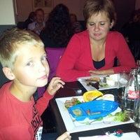 Photo taken at Grieks Restaurant Alexy's by Michel v. on 9/22/2012