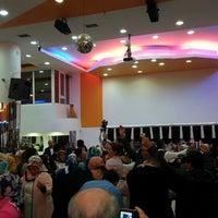 Photo taken at Oktaylar Düğün Salonu by Mustafa D. on 10/25/2015