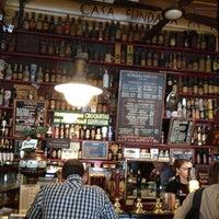Photo taken at Bodega La Ardosa by Cristina A. on 9/23/2012
