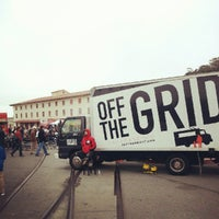 Photo taken at Off the Grid: Fort Mason Center by John L. on 9/29/2012